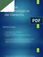 Modelos Epistemológicos Del Derecho