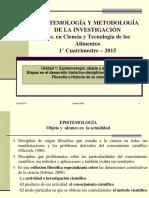 1 Ciencia, Epistemologia y Actividad Cientifica 2015