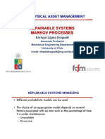 ME 5702 Module 6 Repairable Systems Markov Processes