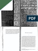 Laddaga, R. Estética de La Emergencia (Capítulo VIII)