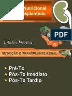 Nutrição Em Transplantes