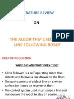 Literatrure Review _ Swarm Robots