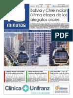 Prensa boliviana