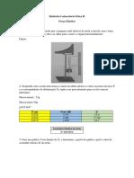 Relatório Laboratório Física II