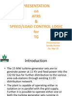 Lecture on ATRS & Speed-Load Control