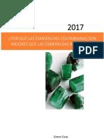 La Esmeralda Colombiana La Mejor Del Mundo