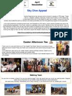 APA Nerja Newsletter April Edition