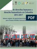 Copia de Informe SITUACION  DERECHOS ESPAÑOL 3 ABRIL 2018
