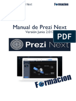 Manual de Prezi Next(Junio 2.017)