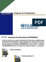 Proposta de Treinamento Mitsubishi