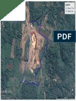 Peta Lokasi Stone Crusher