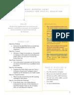 parent resource document