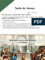 Aula 1- Platao e Aristóteles - Pronta