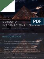 PPT Introducción Derecho Internacional Privado