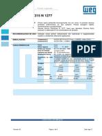 WEG w Poxi Zsp 315 Boletim Tecnico Portugues Br