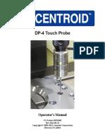 Dp4 Probe Manual