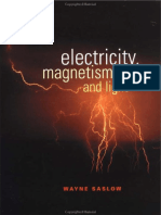 Preview of Electricity Magnetism and Light