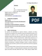 C.v Ing Rogerio Bernal Enero 2018 (1)
