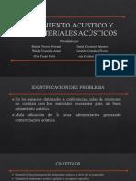 AISLAMIENTO ACUSTICO Y SUS MATERIALES - critica (1).pptx