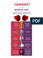 online assessment tool infographic