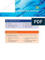 28 - People Resourcing Strategy