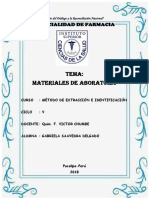 Monografia Materiales de Laboratorio