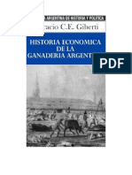 Giberti Horacio - Historia Economica de La Ganaderia Argentina