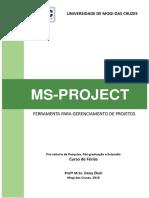 Apostila MS Project