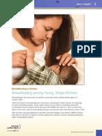 BSRC Breastfeeding Factsheet 3 ENG