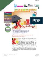 Eenadu - Weekly Magazine-Warren Buffet