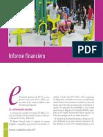 Balance Social 2017 Informe Financiero
