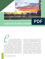 Balance Social 2017 Unidades Academicas