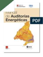 Manual Auditorías Energéticas - Madrid