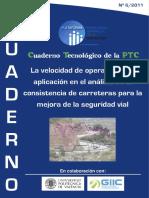 La Velocidad de Operación y su Aplicación en el Análisis de la Consistencia de las Carreteras para la Mejora de la Seguridad Vial.pdf