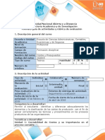 Guía de Actividades y Rúbrica de Evaluación-Paso 2 - Elaborar Infograma y Desarrollar Simulador