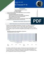 Resumen Informativo 44 2017