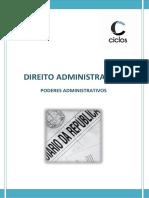 4. Poderes Administrativos