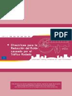 Directrices para la Reducción del Ruido Causado por el Tráfico Rodado.pdf