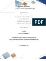 Formato Entrega Trabajo Colaborativo Paso 2 Organizacion y Planeación Final 1
