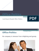 Office Politics 1