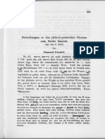 Bemerkungen Zu Den Jüdisch-persischen Glossen Zum Buche Samuel