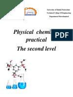 Physical Chem Lab
