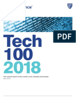 Technology 100 Report 2018 Website Version