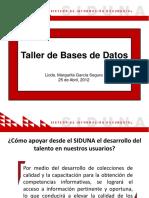 BASES DE DATOS SIDUNA.ppt