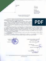 Răspuns Direcția Generală Pașapoarte