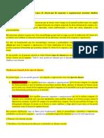 Tipos de Clientes (Subrayado)