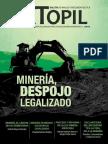 Mineria despojo legalizado