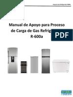 Manual de Apoyo R-600a
