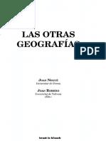 Nogue Joan Y Romero Joan - Las Otras Geografias.pdf