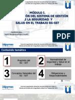 Certificación de Capacitación (SG-SST)-Modulo i Sesion 1 y 2